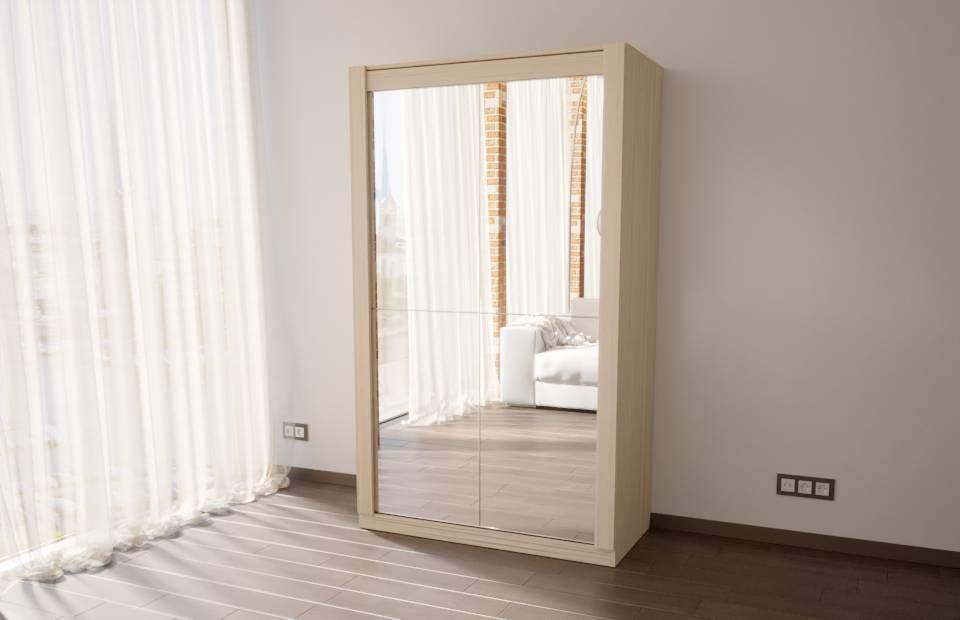Полуторная подъёмная кровать