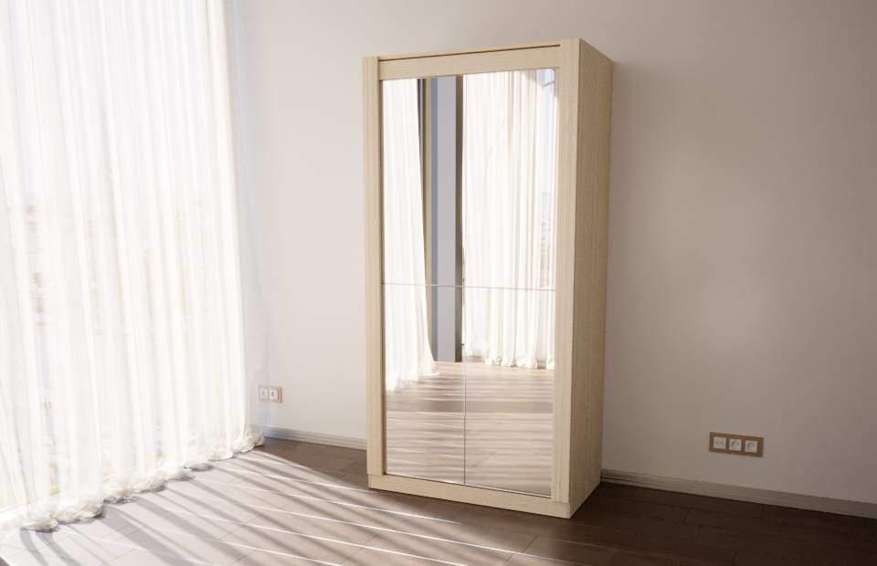 1-спальная подъёмная кровать