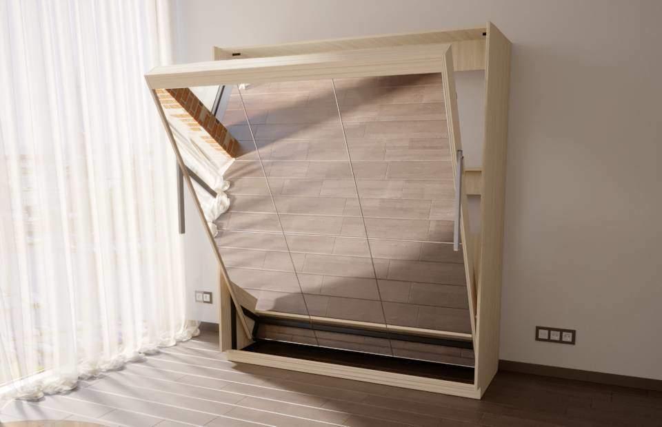 Подъёмная кровать «ЕВРО» в спб