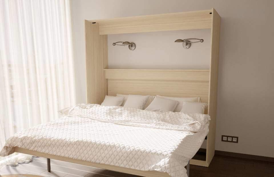 Подъёмная кровать «ЛЮКС» купить