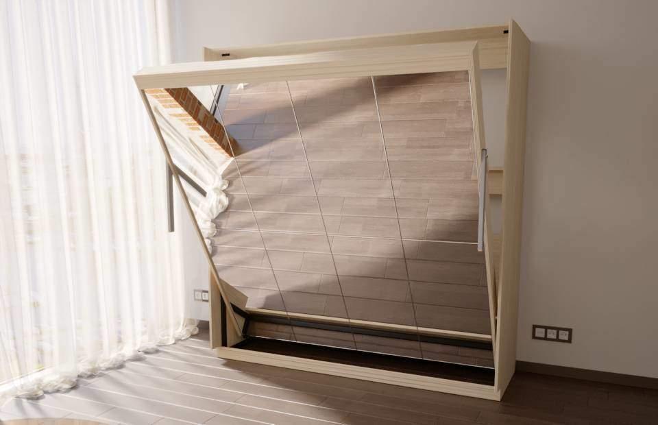 Подъёмная кровать «ЛЮКС» в спб